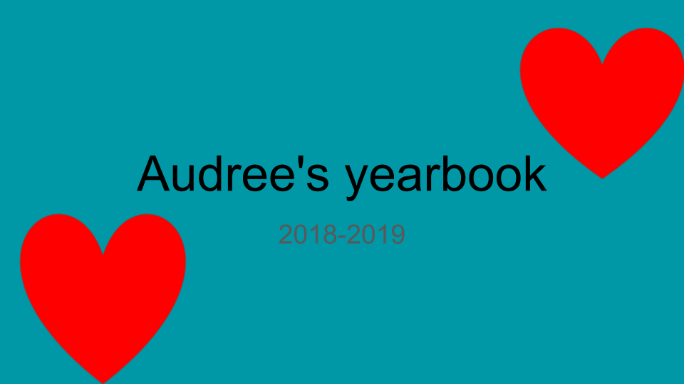 Audree_s yearbook